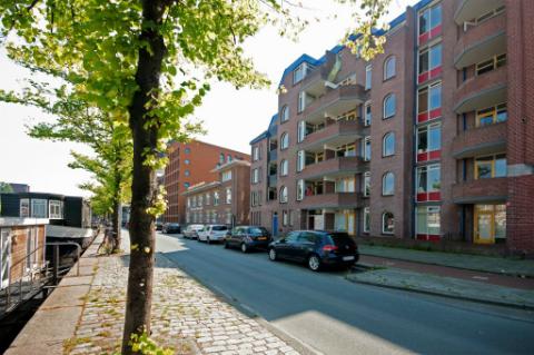 Eendrachtskade-Groningen-OrangeRock